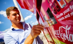 Browse partner coca cola makes further plastic recycling investments