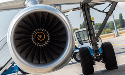Browse partner bigstock aircraft jet engine detail in 327618019