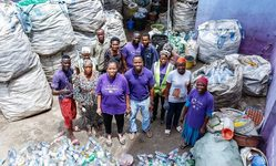 Browse partner wecyclers awarded the african development prize by the king baudouin foundation