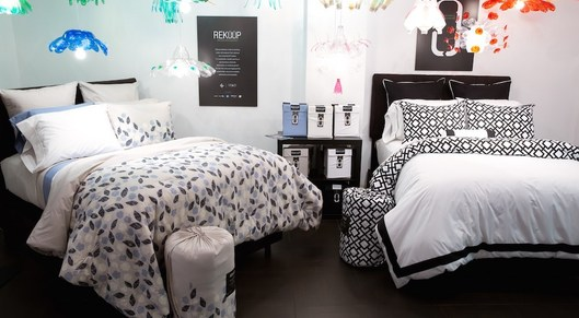 Partner show rekoop bedding front view