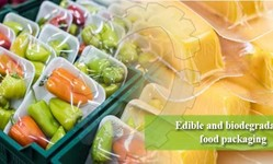 Browse partner edible and biodegradable food packaging