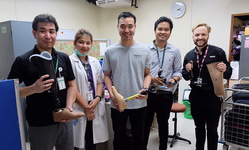 Browse partner penta medical recycling repurposed prosthetics 1