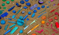 Browse partner genecis bioindustries food into compostable plastic designboom fb