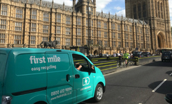 Browse partner first mile electric van