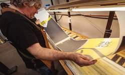 Browse partner seaweed bioplastics skis