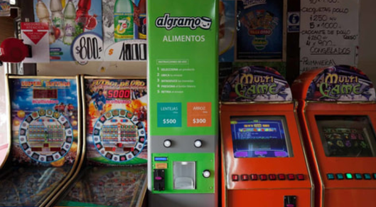 Partner show sustainable start up algramo sells nestle unilever products in reusable packaging
