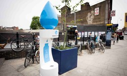 Browse partner miw drinking fountains rolled out across london