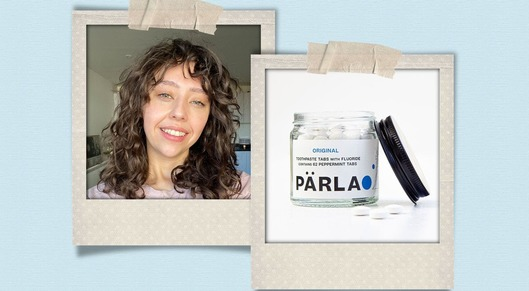 Partner show parla toothpaste tablets shannon peter review 1680x880
