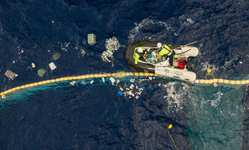 Browse partner 1 the redesigned ocean cleanup device just