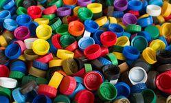 Browse partner plastic bottle caps background