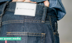Browse partner the r collective creates traceable denim jeans to bring sustainable wardrobe tips to consumers