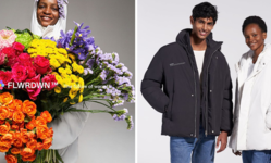 Browse partner european fashion brand releases vegan down jacket made from flowers and recycled plastic totallyveganbuzz