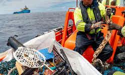 Browse partner p 01 ocean cleanup brings back plastic