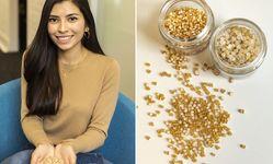 Browse partner nuha and her 100 biodegradable plastic alternative