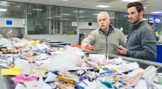 Partner show recycling sorting auremar adobe 650