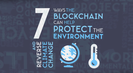 Partner show 7 ways blockchain can protent environment mitigate climate change